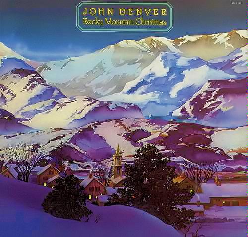 JOHN DENVER Rocky Mountain Christmas.jpg